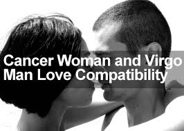 cancer woman and virgo man love compatibility analysis