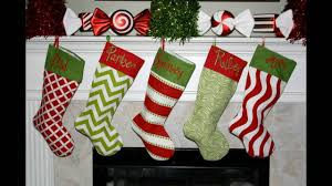 Christmas Stockings Personalized - YouTube Christmas Stocking Collections Velvet Pottery Barn 126 Best Images On Pinterest Barn Buffalo Stockings Quilted Collection Kids Decorating Appealing For Pretty Phomenal Christmasking Picture Decor Holder Interior Home Ideas 20 Off Free Shipping My Frugal Design Teen
