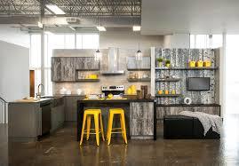 cuisine chalet moderne impressionnant cuisine chalet moderne avec chalet urbain cuisine