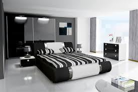 komplett schlafzimmer novalis ii hochglanz schwarz weiß