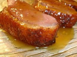 cuisiner le magret roti de magret de canard sauce aux agrumes les délices d hélène