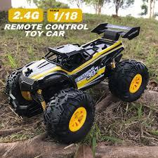 100 Monster Truck Remote Control US 2859 29 OFFGizmoVine RC Car 24G 118 Car Toys Model Off Road Vehicle Radio Car Toy Big Salein RC