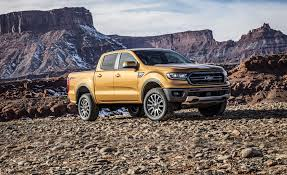 2019 Ford Ranger Mid-Size Pickup Full Specs, Pricing, And Info