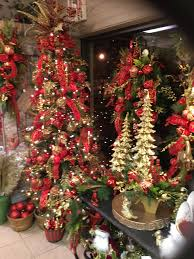 Raz Christmas Trees by Red And Gold Tree Tis The Season Pinterest Trees Gold And Red