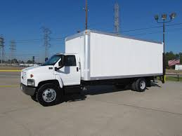 2007 Used Chevrolet C6500 Box Truck At Texas Truck Center Serving ...