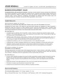 Sample Resume Government Project Manager For Jobs This Is Job A
