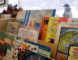Coloring Books For Adults Are Flying Off The Shelves At Babbling Book In Haines