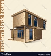 100 Block House Design Modern Block House In Color