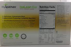 Amazon.com: Isagenix Isalean® Bars- Nutty Caramel Cashew- 10 Bars ... Atkins Chocolate Peanut Butter Bar 21oz 5pack Meal Amazoncom Special K Protein Strawberry 6count 159 Pure Pro 21 Grams Of Deluxe 176 Oz 6 Ct Replacements Shakes Bars More Gnc Chip Granola 17oz Replacement Healthy 15 That Are Actually Highprotein Myproteincom Weight Loss Diet Exante Slim Fast Shakes 1 Month Nutrisystem Soy Coent Top 10 Best Ebay Nutritional Amazoncouk The Orlando Dietian Nutritionist