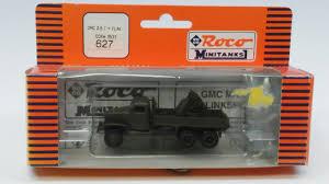 100 Plastic Model Trucks Buffalo Road Imports GMC Ordnance Maintenance Truck MILITARY TRUCKS