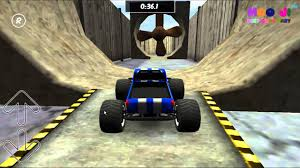 100 3d Monster Truck Games Toy Rally 3D BEST GAME ADROID PART 1 YouTube