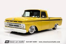 1962 Ford F-100 Pickup Truck | Classic Car Studio 1968 Ford F100 Pickup Truck Hot Rod Network Why Vintage Pickup Trucks Are The Hottest New Luxury Item 1957 1966 Streetside Classics The Nations Trusted Classic Greenlight 118 1953 Shell Oil Gas Pump Yellow Truck 1970 Review Youtube Frank G Lmc Life 1969 Green Walkaround 1960 F 100 Stock Photo 15343295 Alamy 1962 Unibody Farm Superstar Kindigit Designs 54 Street Trucks Fresh Body Panels For An Reincarnation Magazine