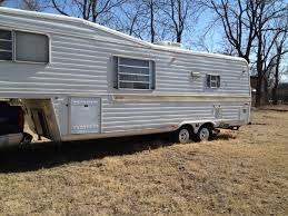 1980 Kountry Aire 5th Wheel Camper 28