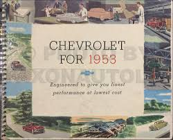 1953 Chevy Car Dealer Album 53 Chevrolet Showroom Book Plastic ... Gmc Sierra Tailgate Parts Diagram Free Wiring For You Classic Chevy Truck Parts471954 The Finest In Suspension Amazoncom Muscle Machines 164 Scale 53 Pickup Orange 01 1953 3100 S10 Chassis Ls Motor Talk 1947 Jim Carter 194753 Chevygmc Grilles Prices Vary Trucks 1939 Chevrolet And Car Shop Manuals Books Cd 1954 Documents 47 48 49 50 51 52 Chevy Gmc Truck Parts Google Search Fat 02 Partsrepair Plates Storage 471953 Chevy Deluxe Cab 995
