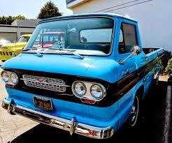 100 Chevy Corvair Truck 95 Rampside Pickup Httpsautohowstuffwork Flickr