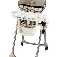 Graco Blossom High Chair Waterloo by High Chairs Parents