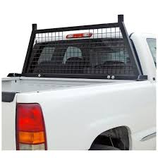 MaxxHaul 70234 Adjustable Headache Rack, Black - 660982, Roof Racks ...