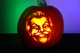 The Joker Pumpkin Stencil by Pumpkin Carving Patterns And Stencils Zombie Pumpkins Galleries