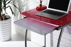 Furinno Computer Desk 11193 by Hodedah Import Glass Laptop Stand Amazon Com Mx Hogar Y Cocina