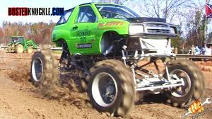 100 Mega Mud Truck MEGA MUD TRUCK TIRE TOW COMPETITION YouTube