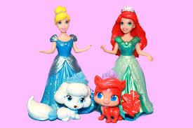 Palace Pets Pumpkin Walmart by Alltoycollector Play Doh Ariel U0026 Cinderella Mattel Palace Pets