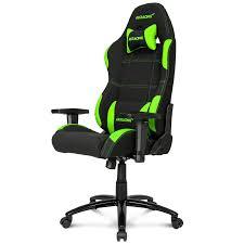 chronopost siege akracing gaming chair vert fauteuil gamer akracing sur ldlc com