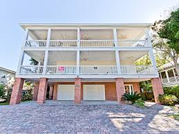 Blue October 18th Floor Balcony by 5 Oclock Somewhere Tybee Island Vacation Rentals