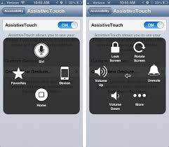 Work Around a Broken iPhone Button with AssistiveTouch TidBITS