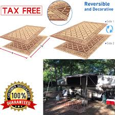 Reversible Patio Mat 8 X 16 by Guide Gear 9