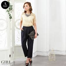 dress shop rakuten global market party dress pants dress