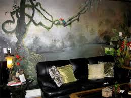 Safari Living Room Decorating Ideas by Marvellous African Safari Themed Living Room Gallery Best Idea