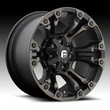 100 Chevy Truck Wheels For Sale Fuel Vapor D569 Matte Black Machined W Dark Tint Custom