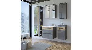 stylefy neboda badezimmerset grau grau hochglanz 2