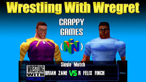 Freakin' Awesome Network   Author   Brian Zane   Page 5 Hulk Hogan Video Game Is Far From Main Event Status Wrestling Best And Worst Video Games Of All Time Backyard Dont Try This At Home Ps2 Intro Sles51986 Retro New Iphone Game Launches Soon Features Wz Wrestlezone At Cover Download 1 2 With Wgret Youtube Sports Football Outdoor Goods Usa Iso Isos The 100 Best Matches To See Before You Die Wwe Reapers Review 115 Index Of Juegoscaratulasb Wrestling Fniture Design And Ideas