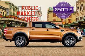 2018 Seattle Auto Show: New Ford Ranger Tops 5 Things You Can't Miss ... Ford F150 Hybrid Pickup Truck By 20 Reconfirmed But Diesel Too 2017 Raptor The Ultimate Youtube Top 10 Most Expensive Trucks In The World Drive Planning Focusbased To Slot Beneath Ranger New Cars Suvs Dealer Lincoln Nebraska 2019 First Look Welcome Home Motor Trend Redesigns Its Bestselling Pickup For 2018 Raptor Tops Whats On Piuptruckscom News Carscom Sale Nationwide Autotrader Unibody Considered Based Focus C2 King Ranch Model Hlights Fordcom
