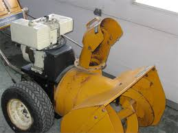 MASTERCRAFT 8-26 Snow Blower For Sale In Upton, Quebec Canada ...