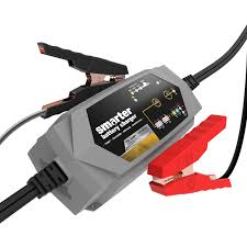 100 Heavy Duty Truck Battery Charger IC15000 15 AMP 1224V Intelligent Microprocessor
