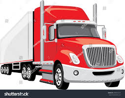 Red Semi Truck Vector Stock Vector HD (Royalty Free) 490031371 ... Semi Truck Outline Drawing Vector Squad Blog Semi Truck Outline On White Background Stock Art Svg Filetruck Cutting Templatevector Clip For American Semitruck Photo Illustration Image 2035445 Stockunlimited Black And White Orangiausa At Getdrawingscom Free Personal Use Cartoon Transport Dump Stock Vector Of Business Cstruction Red Big Rig Cab Lazttweet Clkercom Clip Art Online Trailers Transportation Goods