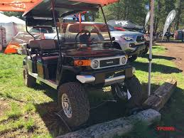 Toyota-fj-cruiser-golf-cart - The Fast Lane Truck