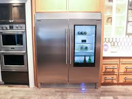 Counter Depth Refrigerator Dimensions Sears by Refrigerator Reviews Cnet