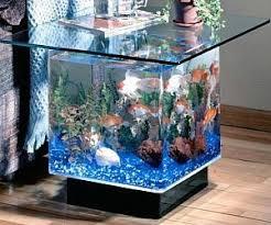 Star Wars Themed Aquarium Safe Decorations by Coffee Table Aquarium