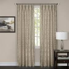 Searsca Sheer Curtains by Sheer Pinch Pleated Drapes
