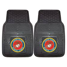 US Marine Corps USMC Logo Car Truck Mat 17