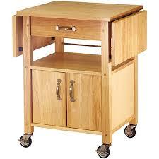 Drop Leaf Kitchen Cart Walmart