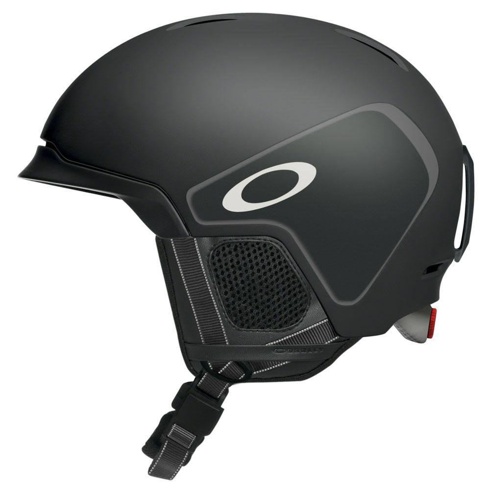 Oakley Mod3 Snow Helmet - Matte Black, Medium