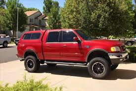 100 2001 Ford Truck F150 Crew Cab Lifted Wallofgameinfo