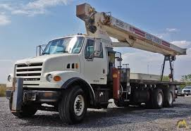 30t Terex BT60100 Used Boom Truck - 165' Tip Height! Trucks Cranes ...