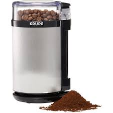 Krups Electric Spice Herbs And Coffee Grinder Multi GX410011