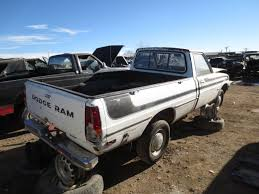 Junkyard Find: 1982 Dodge Ram 50 - The Truth About Cars Just A Car Guy I Just Learned Of Dodge Trucks Ive Never Heard Bangshiftcom 1978 W100 Powerwagon Lot Shots Find The Week Aspen Rt Onallcylinders The Classic Pickup Truck Buyers Guide Drive Starter Relay 3874950 Date 468 Van Omni Nos Dodge Truck 51978 Mopar Lil Red Express Faceplate Bezel Free With Excellent Parts And Accsories Amazoncom Ford F150kevin W Lmc Life Steel Body Patch Panels 197280 197480 American History First In America Cj Pony 197879 Fan Favorite Hemmings