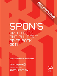 Armstrong Ceiling Estimator Summary by Davis Langdon Spon U0027s Architects U0027 And Builders U0027 Price Book 2011